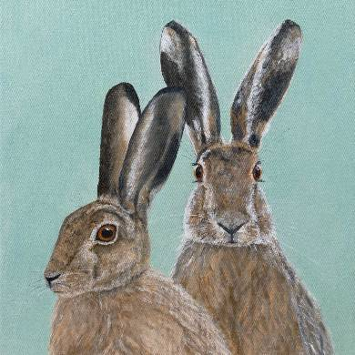 Mr & Mrs Hare